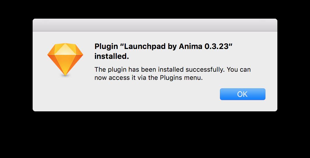 Install Plugin — Anima