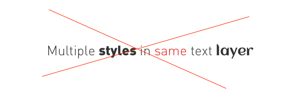 Mixed Styles
